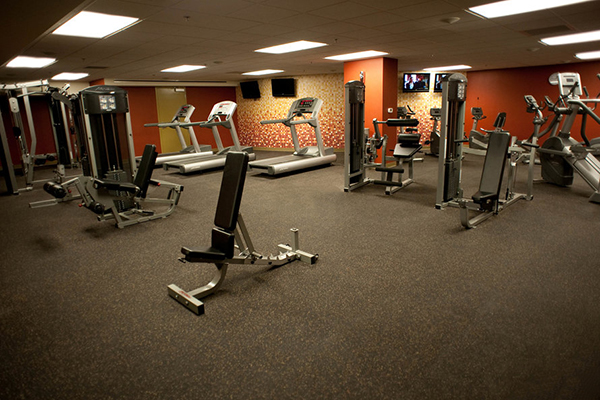 Bluegreen Club 36 fitness center