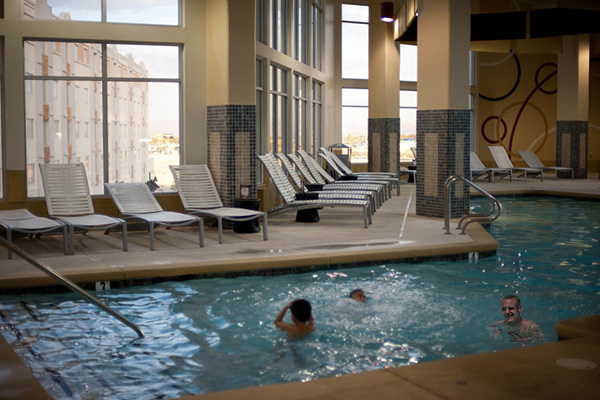Bluegreen Club 36 indoor pool