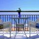 BlueWater Resort balcony