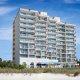 BlueWater Resort exterior beach