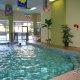 BlueWater Resort indoor pool
