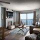 BlueWater Resort living room