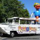 Branson\'s, Missouri most Quack-tacular attraction is Ride the Ducks.