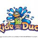 The Funny Logo of Ride The Ducks Attraction in Branson, Missouri.