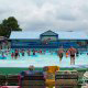 Spend a hot Summer Day here at the White Water Park in Branson, Missouri.