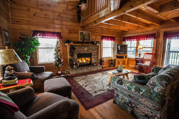 Anniversary pigeon forge vacation package from 99 - 1 bedroom cabins in pigeon forge under 100 ...