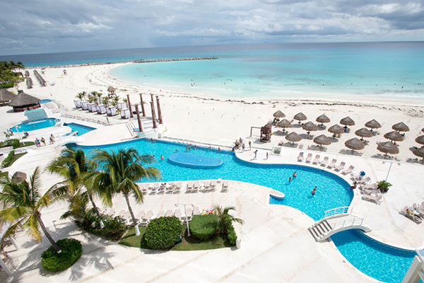 119 Spring Break Deal At The Krystal Resort In Cancun