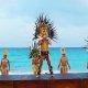 Royal Solaris Cancun Resort traditional dance