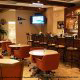A great public lounge featuring a full bar at The Champions World Resort in Orlando, Florida. Enjoy a drink or delicious cup of coffee while on your Thanksgiving Family Getaway.