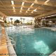 This indoor pool is one of three that you'll find at The Champions World Resort in Orlando, Florida. Take a pick and plunge in the water while on your 4th of July Discount Getaway Special.