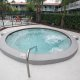 Champions World Resort hot tub