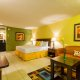Champions World Resort king room