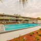 Champions World Resort pool overview