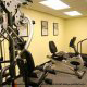 Stay healthy while on vacation in Charleston at the Best Western Downtown's fitness center and gym at (Charleston Best Western) Charleston, South Carolina.