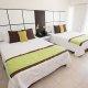 Viva Wyndham Fortuna Beach Resort 2 queen room