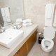 Viva Wyndham Fortuna Beach Resort bathroom