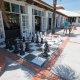 Viva Wyndham Fortuna Beach Resort giant chess