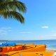 Viva Wyndham Fortuna Beach Resort kayaks