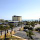 Panoramic View at the Best Western Ocean Beach Hotel & Suites in Cocoa Beach, Florida. Feel welcomed and confident that you picked up the best hotel for your Christmas Family Vacation.