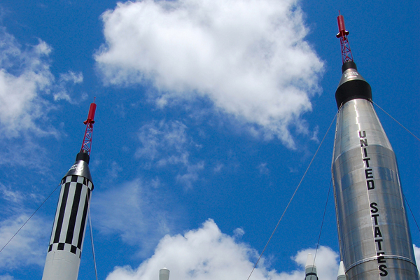space launch rockets