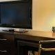 Comfort Suites desk