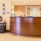 Comfort Suites front desk