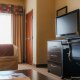 Comfort Suites studio amenities