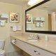 Comfort Suites Maingate East Resort bathroom