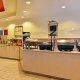 Comfort Suites Maingate East Resort breakfast overview