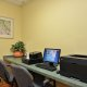 Comfort Suites Maingate East Resort business center