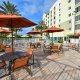 Comfort Suites Maingate East Resort deck