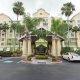Comfort Suites Maingate East Resort entrance