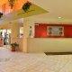 Comfort Suites Maingate East Resort front desk
