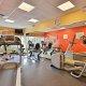 Comfort Suites Maingate East Resort gym