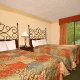 Country Cascades 2 queen room