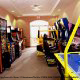 Play Room View at Country Inn & Suites By Carlson Orlando-Maingate at Calypso in Orlando, Florida. Your children will have a great time here during your Summer Break Vacation Special.
