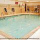 Indoor Pool View At Country Inn & Suites Savannah Historic District In Savannah, GA.