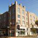 Main Entrance View At Country Inn & Suites Savannah Historic District In Savannah, GA.