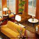 Hotel Lobby View At Country Inn & Suites Savannah Historic District In Savannah, GA.