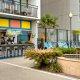Dayton House Resort poolside bar