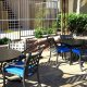 Desert Paradise Resort tables