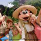 Family fun and adventure at Disney\'s Animal Kingdom in Orlando, Florida.