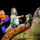 Theaters abound at Disney\'s Animal Kingdom in Orlando, Florida.