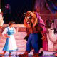 Beauty and The Beast on stage at Disney\'s Hollywood Studio in Orlando Florida.