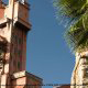 The Hollywood Tower Hotel in Disney\'s Hollywood Studio in Orlando Florida.