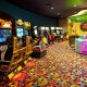 Disney's Pop Century Resort arcade