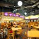 Disney's Pop Century Resort dining area