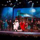 Signature Christmas show at Dollywood in Pigeon Forge, Tennessee.