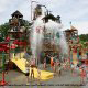 Splash country water park at Dollywood in Pigeon Forge, Tennessee.