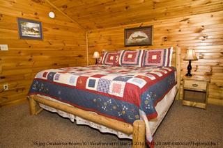Eagles Ridge 1 Bedroom Cabin Pigeon Forge Tn Rooms 101